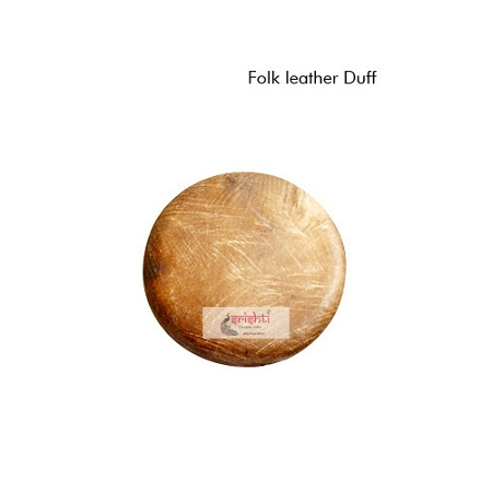Folk Leather Duff