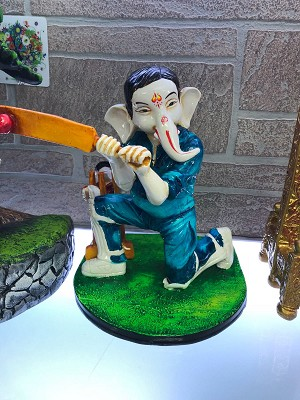 Cricket Ganesha