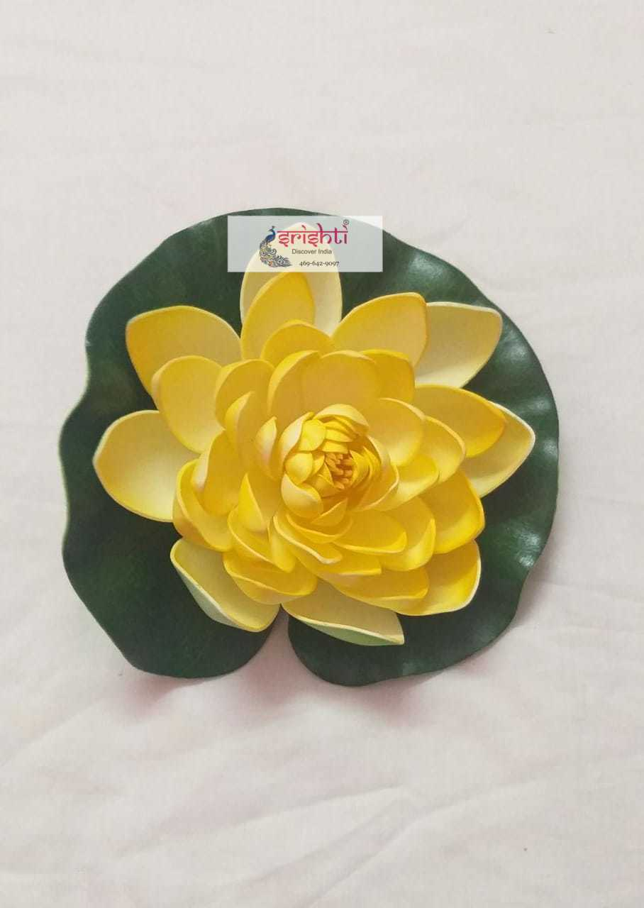 Assorted Floating Lotus Flower