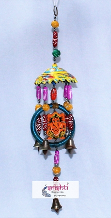 SMHD-Ring Ganesha Door Hanging USA & CANADA