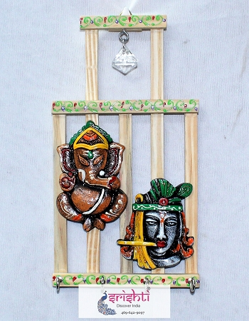 SMHD-Krishna & Ganesha Key Holder USA & CANADA