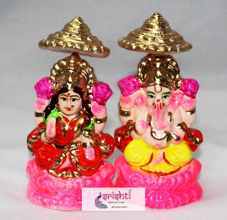 SMHD-Umbrella Vinayagar & Gowri (Small) USA & CANADA