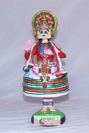 Kathakali Dancing Doll USA & CANADA
