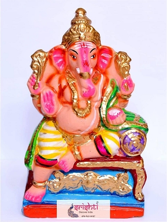 Eco Friendly Ganesha Clay 002 USA & CANADA