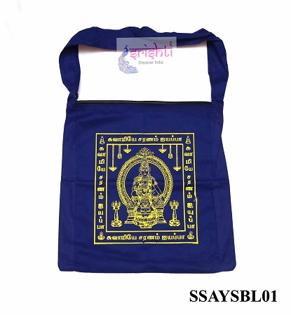 SAFC-Ayyappa Shoulder Bag-M02 USA & CANADA