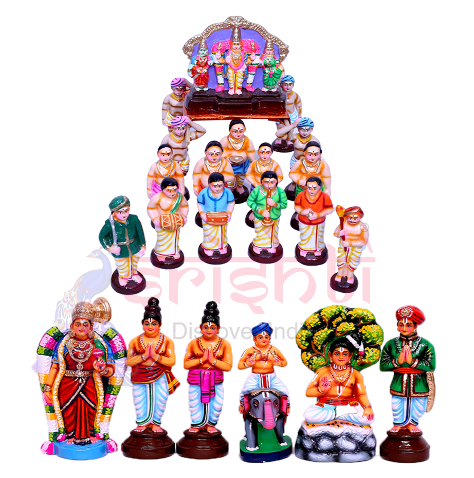 Navarathri Dolls Sets
