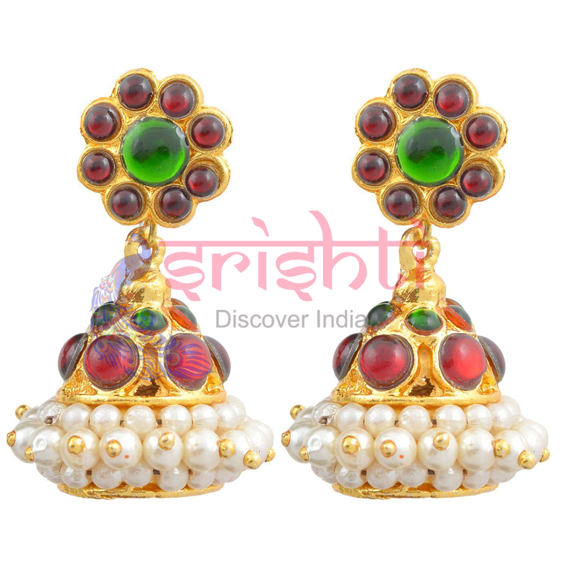 SRBA-Dance Traditional Jhumkha Set-AD01