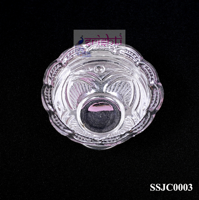 SSSG-Pure Silver Chandan Cup-M02
