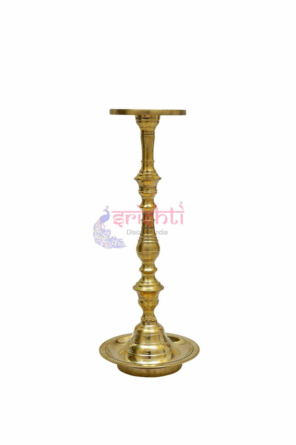 SKBU-Brass Multipurpose stand-15 Inches
