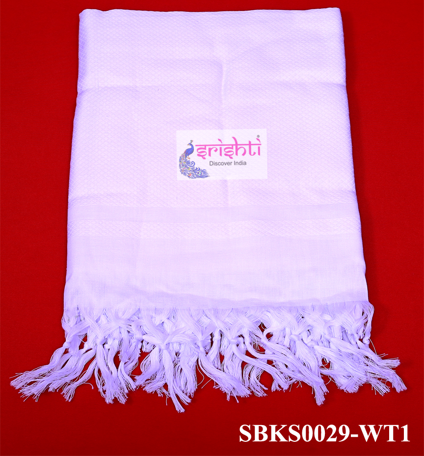 SDBK-Pure Cotton White Towel-T02