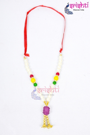 SPHD-Artificial Pearl Garland-P03 USA & CANADA