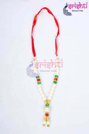 SPHD-Artificial Pearl Garland-P08 USA & CANADA