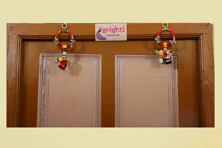SHDP-Shubh Labh Door Hanging Set USA & CANADA