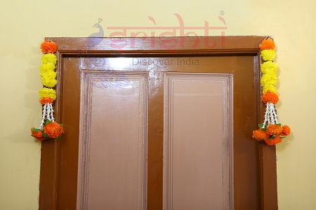 SHDP-Marigold Strings Door Decor Set USA & CANADA