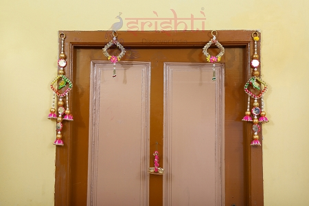 SHDP-Flower Decor for Door Hanging Set USA & CANADA