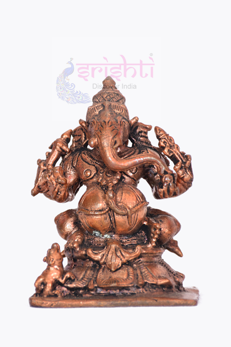 SSBU-Antique Copper Ganesh USA & CANADA