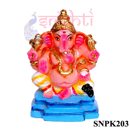 SNDP-Eco-Friendly Ganesha-6.8 Inches USA & CANADA