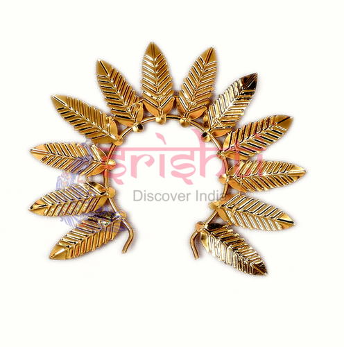 SMMC-Varalakshmi Decorative Crown Metal Gold Plated-M02