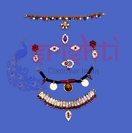 SMMC-Goddess Decorative Jewelry Set-M01 USA & CANADA