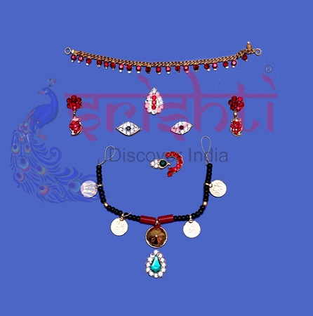 SMMC-Goddess Decorative Jewelry Set-M02 USA & CANADA