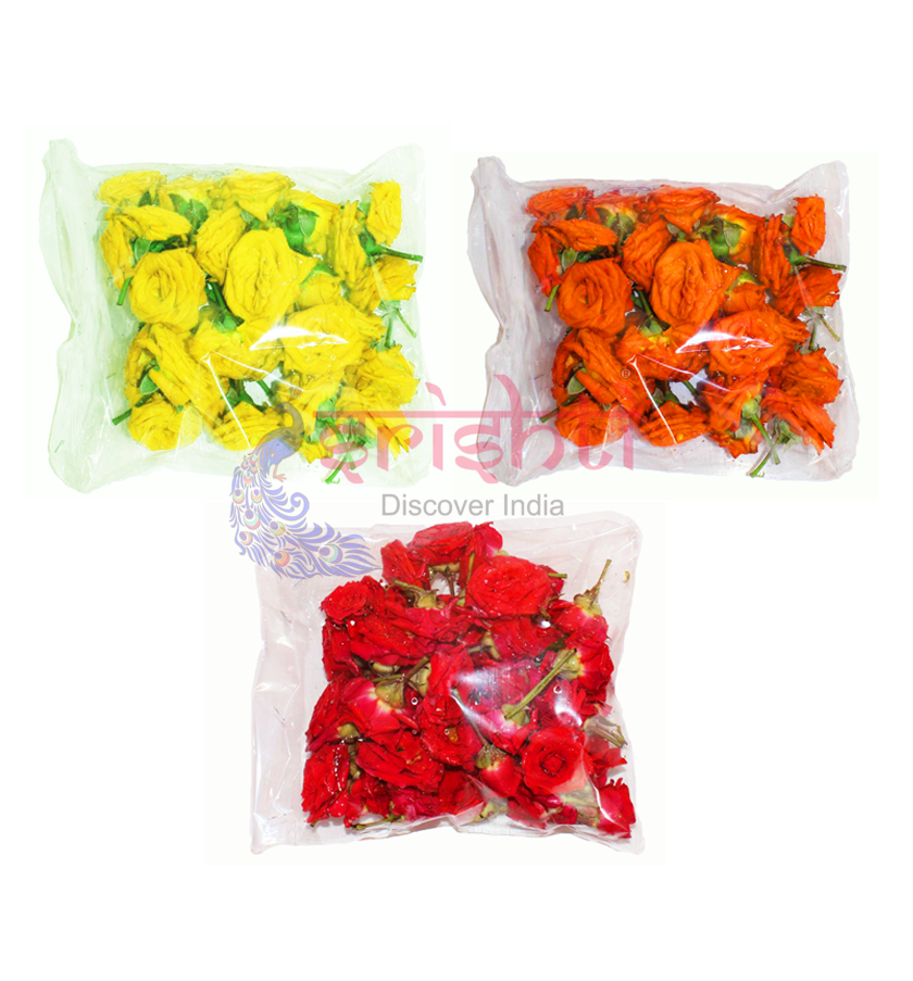SRFU-Assorted Button Rose Fresh USA & CANADA