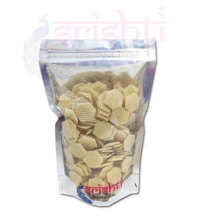 SPVU-Pellet (Hexa Shaped) Papad USA & CANADA