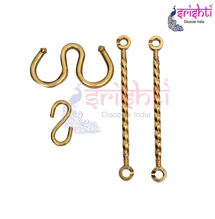 SPCJ-Brass Swing Jula Chain Set-M01 USA & CANADA