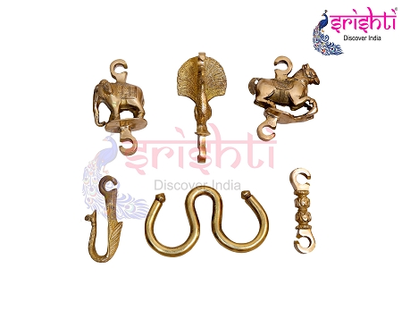 SPCJ-Brass Swing Jula Chain Set-M02 USA & CANADA