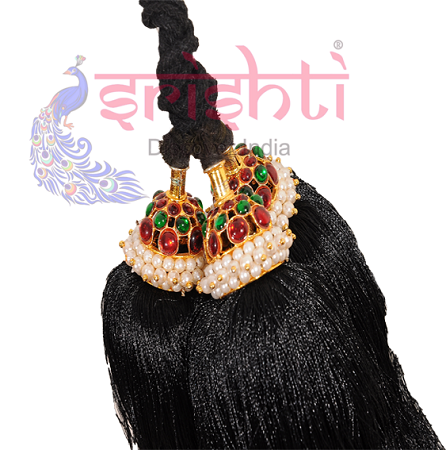 SRBA-Kunjalam Hair Accessories-M01 USA & CANADA