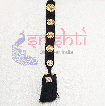 SRBA-Dance-Bridal Hair Extention-M04 USA & CANADA