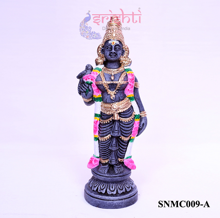 SNCD-Meenakshi Stone Work-10 Inches-M02 USA & CANADA