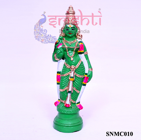 SNCD-Meenakshi green-8.5 Inches-M03  USA & CANADA