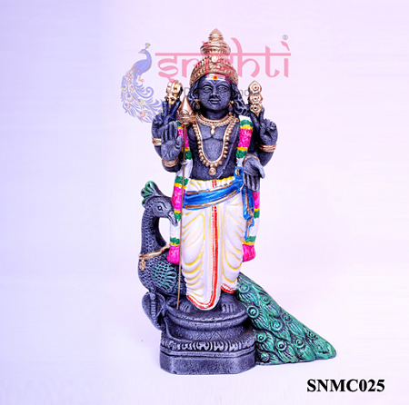 SNCD-Peacock Muruga-10 Inches USA & CANADA