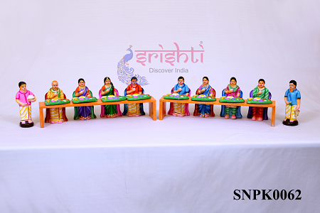 SNPD-Table Saapadu Set  USA & CANADA