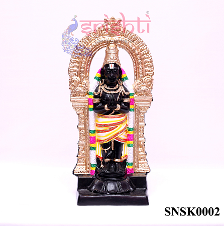 SNKD-Bhaktha Anjaneyar-17 Inches USA & CANADA
