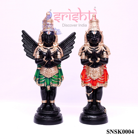 SNKD-Garudan Hanuman Set-17 Inches USA & CANADA