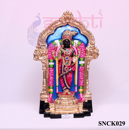 SNKD-Mylai Karpagambal-20 Inches