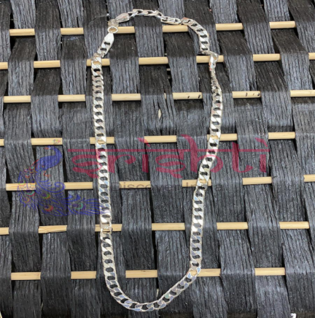 SSSD-Pure Silver Chain-35 Gms