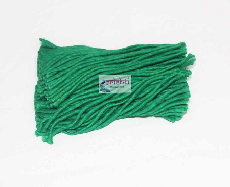 SPAU-Kubera Green Cotton Wicks