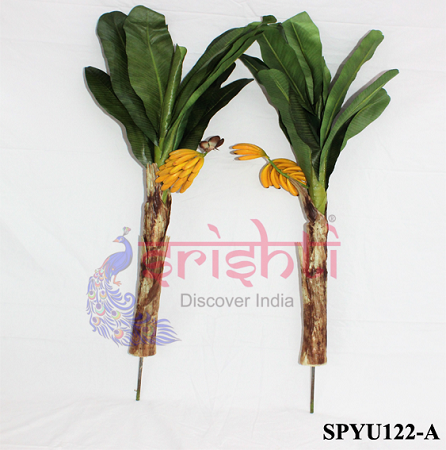 SPAU-Artificial Banana Tree Pair-M02 USA & CANADA