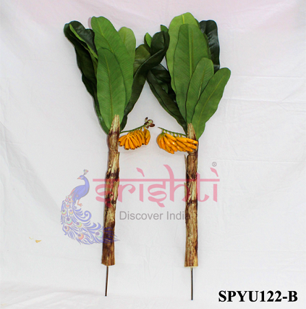 SPAU-Artificial Banana Tree Pair-M03 USA & CANADA
