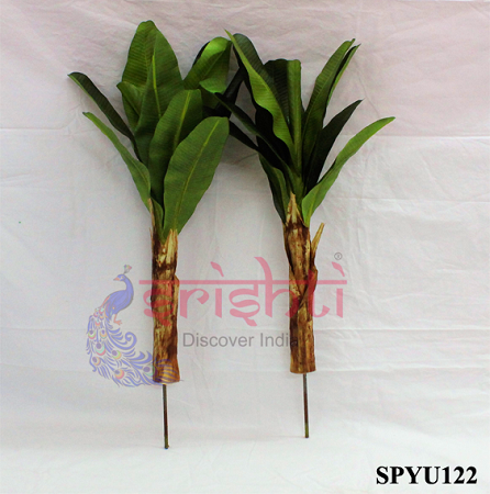 SPAU-Artificial Banana Tree Pair-M01 USA & CANADA