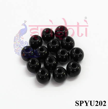 SPAU-Black Beads-M01 (Pack of 21) USA & CANADA