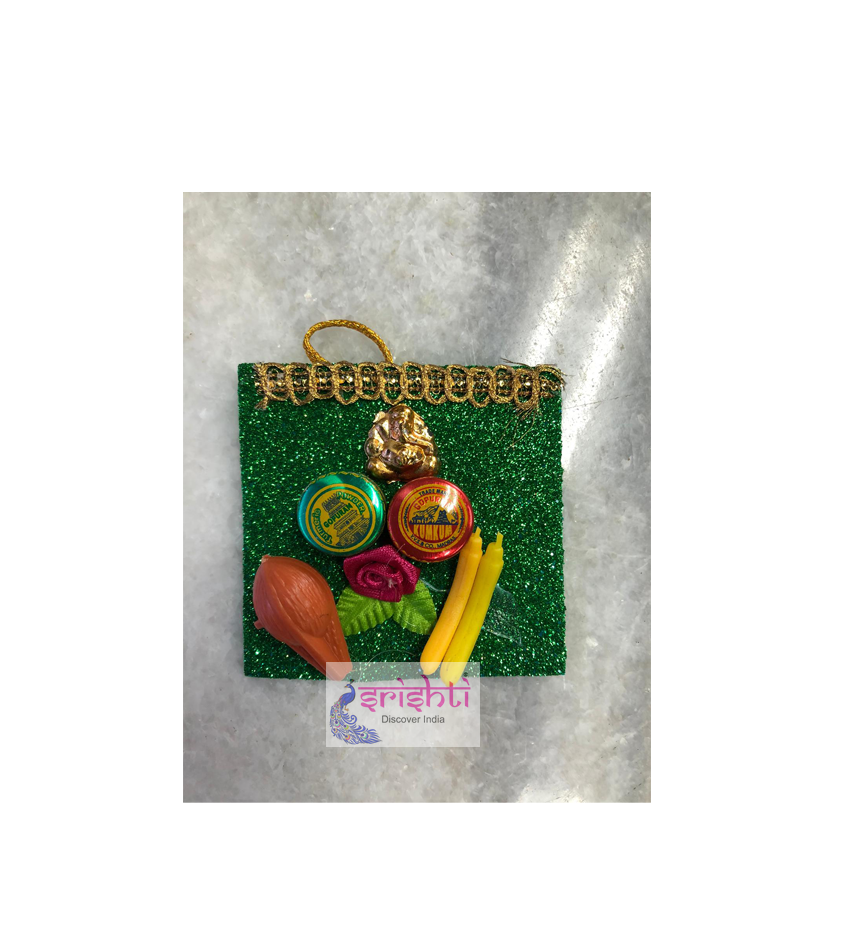 SMRG-Kumkum and Haldi Gift Bag
