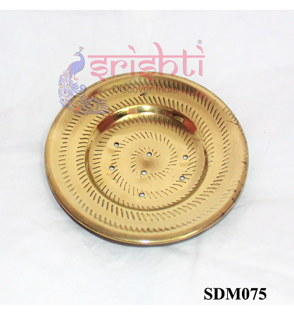 SSDN-Brass Plate for Pot-S01