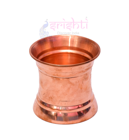 SKCU-Copper Panchapathiram-3 Inches-M02