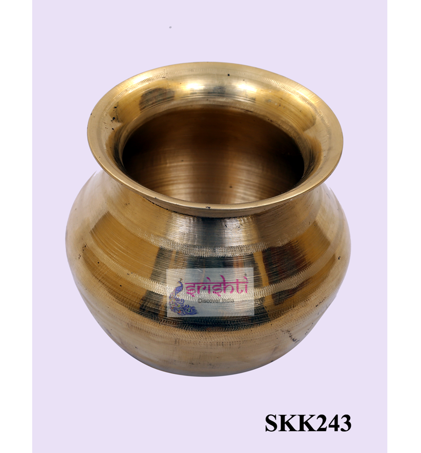 SKBU-Bronze Pot-6 Inches