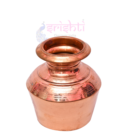 SKCU-Copper Kalash-7.5 Inches  USA & CANADA