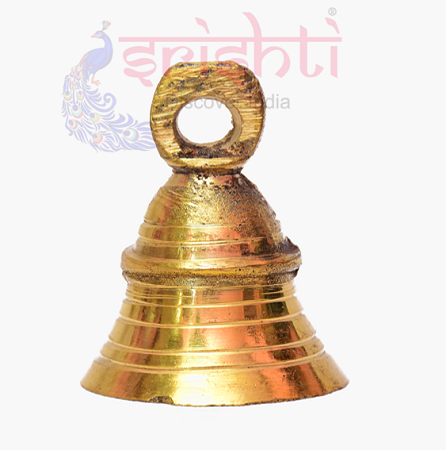 SKBU-Brass Door Bell-M01 USA & CANADA