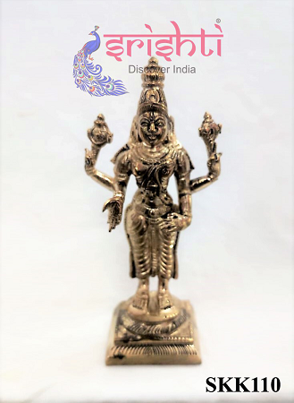 SKPU-Bronze Perumal-3.5 Inches USA & CANADA